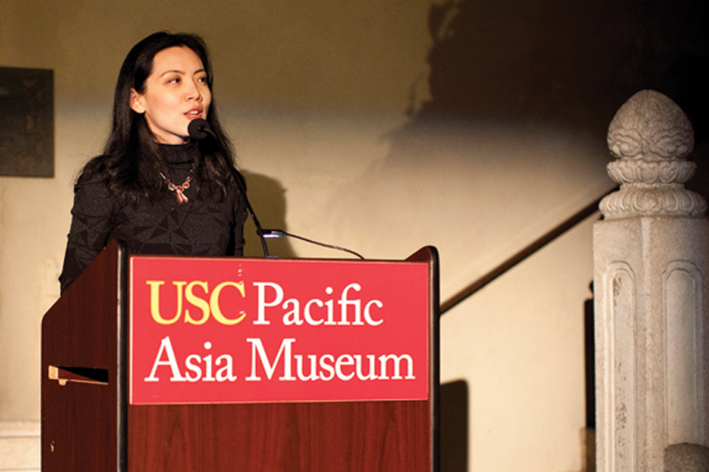 The only university museum of art from Asia and the Pacific Islands  reopens after extensive renovations.